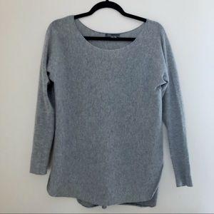 Vince oversized cashmere tunic sweater